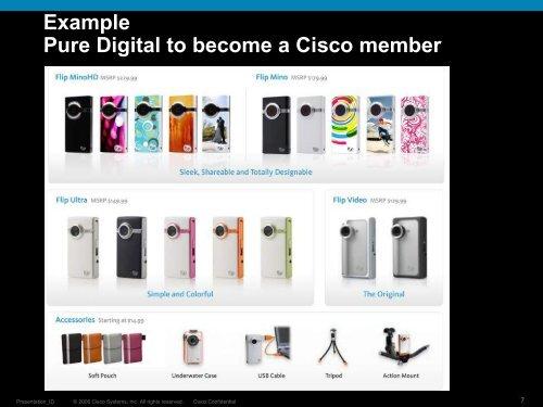 Networking - Cisco Systems Schweiz