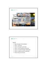 GDI Präsentations-Vorlage 2009 - Cisco