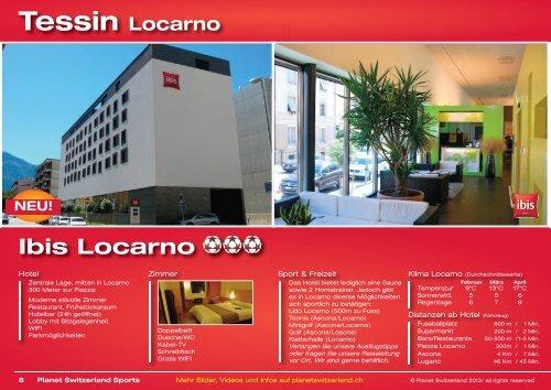 Tessin Locarno - Planet Switzerland