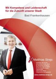download der wahlkampfzeitung [pdf, 14 mb] - MATTHIAS STREJC