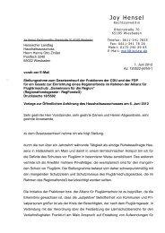 Joy Hensel - Stadt Hattersheim