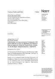 Vorab per Telefax und E-Mail - Stadt Hattersheim