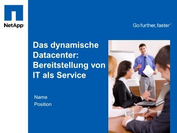 NetApp Dynamic Data Center Cloud Strategic Customer ... - Hatahet