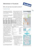 Bibliothek aktuell. Heft 91, 2010 - KOPS - Universität Konstanz - Seite 7