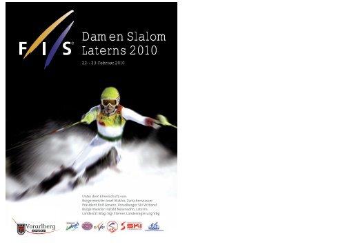 Damen Slalom Laterns 2010 - Schiclub Oberland