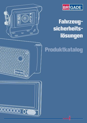 Produktkatalog Brigade - Paul Wiegand GmbH