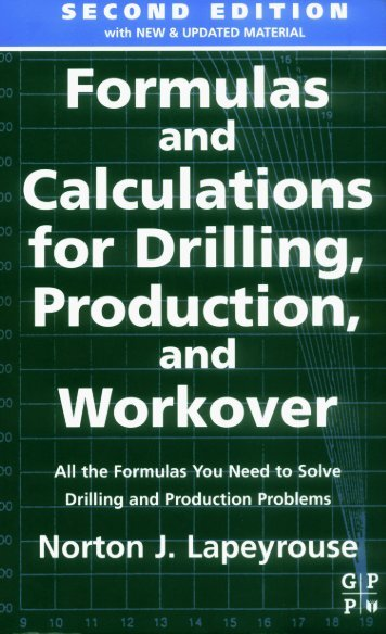 Formulas and Calculations for Drilling, Production ... - Sitter Drilling