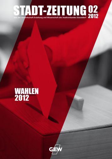 Heft 2/2012 - GEW