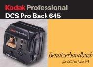 Benutzerhandbuch - Kodak