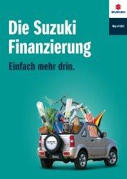 Einfach mehr drin. - Suzuki