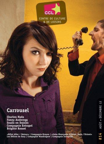 Compagnie Incognito «Biographie: un jeu… - Centre de Culture et ...