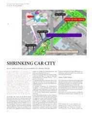 SHRINKING CAR CITY - M:AI