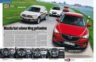 Mazda hat seinen Weg gefunden - Autohaus Vollmari GmbH