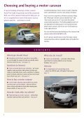 Thinking of buying a motor caravan? - The Caravan Club - Page 2