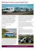 Thinking of buying a motor caravan? - The Caravan Club - Page 3