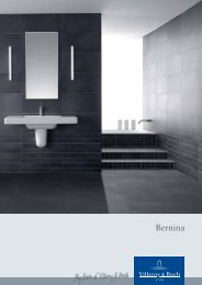 Bernina - Villeroy & Boch