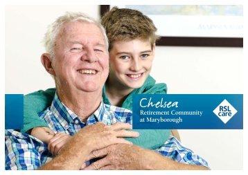 Retirement Community at Maryborough - RSL Care