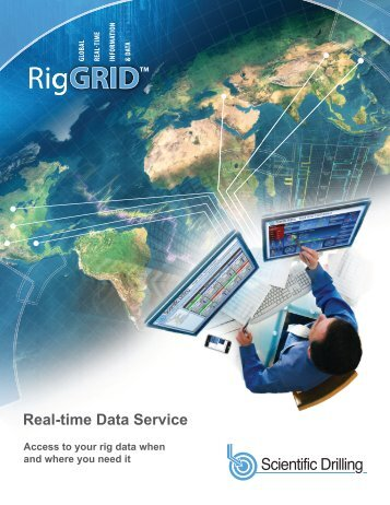 Real-time Data Service - Scientific Drilling International