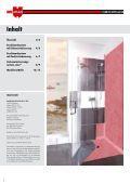 Duschboardsystem - Würth - Seite 2