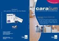 Caralium Fliesen Katalog - Decke-wand-boden.de...