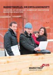 Broschuere Marketing Plus - Raab Karcher