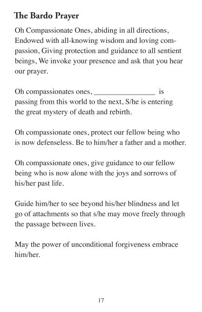 Prayer For Guidance And Wisdom