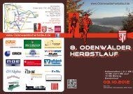 Download Flyer - Odenwälder Herbstlauf