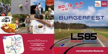Flyer download - Mudau-Jahrbuch