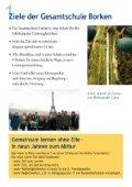 Flyer zu Borkener Gesamtschule - Stadt Borken - Seite 2