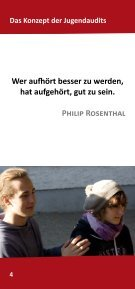 Dokumentation der Jugendaudits in Steglitz ... - mehr als lernen - Seite 4