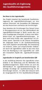 Dokumentation der Jugendaudits in Steglitz ... - mehr als lernen - Seite 6