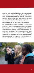 Dokumentation der Jugendaudits in Steglitz ... - mehr als lernen - Seite 7