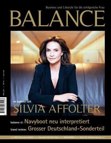 SIlVIa aFFOlTeR - CityGuideTV