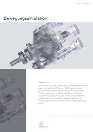 Bewegungssimulation (.pdf) - c+e forum AG