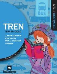 CATÁLOGO TREN - La Galera Text