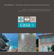 Katalog - Casa:1 Zementfliesen