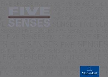 ve senses five senses five senses - Villeroy & Boch