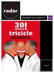 Radar, diciembre-enero 2010-2011 - Ayuntamiento de Huesca