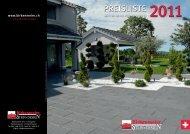 Preisliste 2011 - aklick.ch