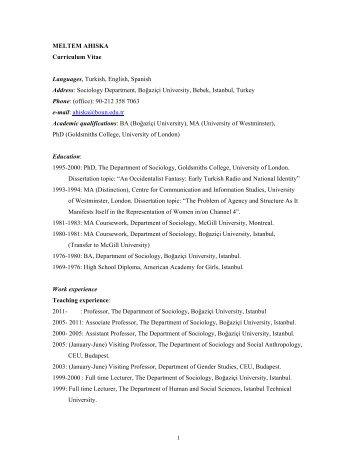 Sociology boun edu tr Magazines