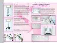G. UNILIFT Prospekt - Horcher GmbH - Reha Systeme