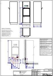 Steckbeckenserie S110 mit Einzelverrohrung