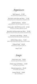 download menu - Goga Yachting Club - Page 5