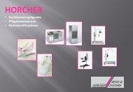 Präsentation Wannen - Horcher GmbH - Reha Systeme