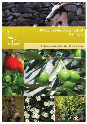 Poljoprivredna bioraznolikost Dalmacije - UNDP Croatia
