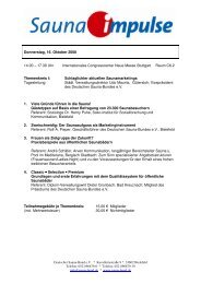 Donnerstag, 16. Oktober 2008 14.00 – 17.30 Uhr Internationales ...