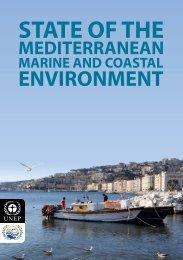State of the Mediterranean Marine and Coastal ... - UNDP in Turkey