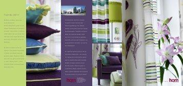 Trends 2011 - Horn KG