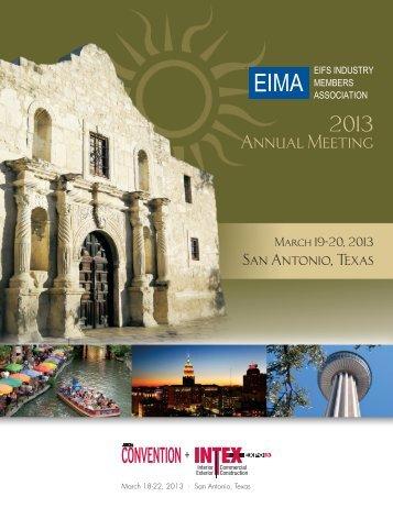 2013-EIMA-Annual-Meeting-Brochure