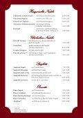 Speisekarte Ristorante da Michele - Seite 5